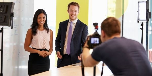 Corporate Video Interview